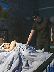 Lance Hart thought he would be whisked away to sweet slumber next to his girlfriend, but his...