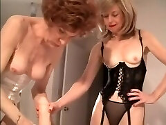 Extraordinaire amateur shemale scene with Stockings, Dildos/Toys scenes