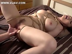 Amazing Japanese model in Naughty Bondage & Discipline, HD JAV video