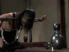 Domina C and the Naked Slave - 56 min