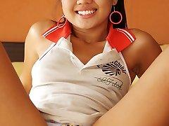 Thai teen in pantie