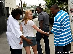 Ami Emerson Interracial Black Cock Movies at Blacks On Blondes!