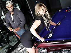 Chloe Chaos Black Cock Slut at Blacks On Blondes!