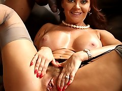 Janet Mason 4 Is An Interracial Black Cock Slut at Blacks On Blondes!
