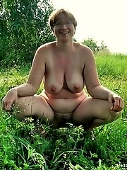 Unbelievably beautiful stripped girls posing in nature. Enjoy their hot bodies