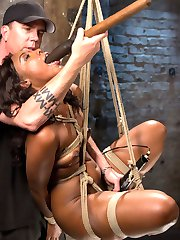 Chanell doesnt hide her desires to be bound and dominated by me. She gets weak in the knees when...