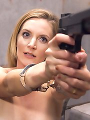 In Anal Psycho part 1, when Tommy and Xander kidnap Mona, the crazy wife of a local lottery winner, to pay off a vicious loan shark, the newly rich husband refuses to pay the ransom! Mona plays the two would-be thugs against each other, and Xander ends up with a bullet in the brain.In part 2 Tommy is stuck with a dead body, a crazy nymphomaniac captive and Vinnie the finger chopping loan shark after him. With nowhere left to turn Tommy resorts to calling Mona's hot therapist, Penny Pax. Penny initiates sexual therapy for all in an effort to unite Mona's split personalities.Three way anal sex, bondage, erotic therapy and a dark storyline make this a highly entertaining erotic thriller.