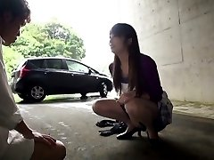 Emiko Ejima Asian has love box licked over OutdoorJp.com