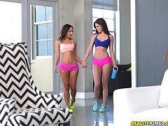 Watch welivetogether scene lemme lick it featuring stacey levine browse free pics of stacey...