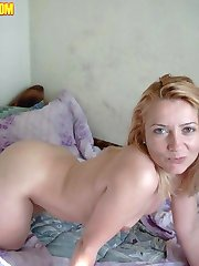 Real Homemade Clips of Solo Women