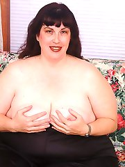 Big fat BBW boobies