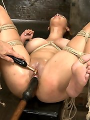 In all my years doing this shit I have never seen a girl squirt as much as I witnessed with...