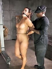 Penny Barber is legendary for how mouthy she is. Jack Hammer decorated Penny with bruises and...