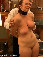 House Slave Bella Rossi is introduced to the Upper Floor protocols and procedures in her first...