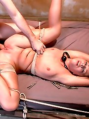 Fuck toy Zoey Monroe lives out her BDSM fantasy with James Deen in this sexy hardcore role-play....