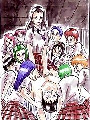 femdom hentai comics