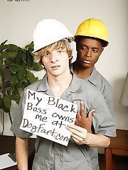 BlacksOnBoys.com - Interracial Gay Hardcore