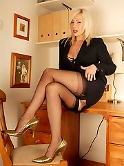 Not your usual business brain, however Clair Lou has some high interest property on her...