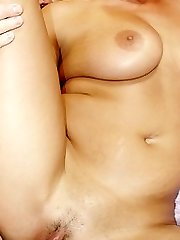 Huge-chested Babe Charlie Gets It In Both Fuck-holes