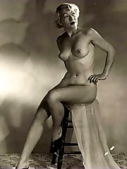 Vintage matures body is hot enough to be recorded
