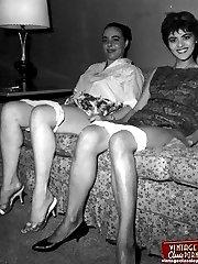 Vintage naked ladies pics
