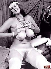 Several big boobed ladies