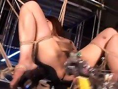 Exotic Japanese model Yuuho Kitada in Hottest Fuck Machine, Fucktoys JAV pinch