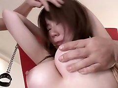 Best Chinese model in Amazing Fetish, MILF JAV vid