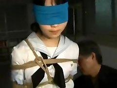 Watch Japanese whore in Try to watch for Domination & Submission JAV clip