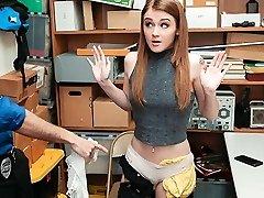 ShopLyfter - Shoplifting Teenager Gets Punished