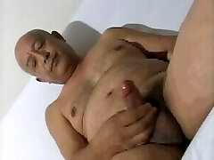 Asian old man 124