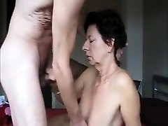 Mature First-timer Cumshot Collection