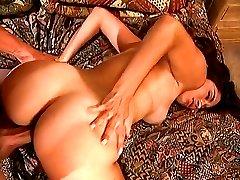 Anal with brunette Nellie Pierce