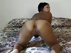 Asian MILF takes a nice Anal pounding!!