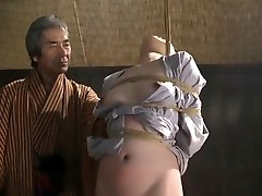 Japanese Bondage suspension 5