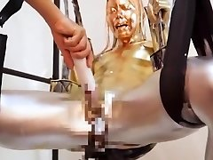 【Reprint】Metallic Body Painting 004
