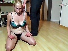 Clamp 19Lil Heftige Sklavinnendisziplin - Combine - Teil 1
