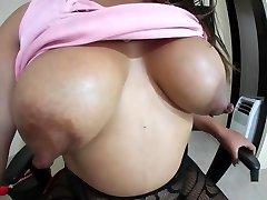 Michelle Immense Tit Milk
