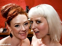 The one and only Cherry Torn takes her anal abilities to the next level with sexy Audrey Hollander as a skillful top!   These two beautiful girls create magic on set as Cherry stretches her butt hole with gigantic cock and wrist deep anal fisting giving her explosive orgasm after orgasm!