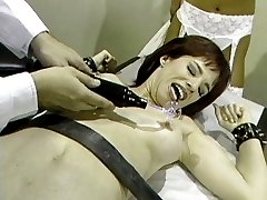 Fetish hospital torture doctor session
