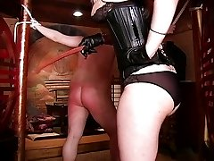 Slaves are for whipping