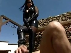 boot worship and punishment
