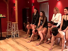 Mistresses' Soiree - Goddesses Need To Relax