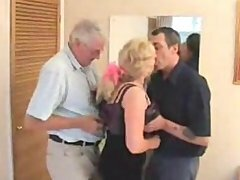 The Swinger Mature Duo With A Friend