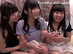 Hottest Asian model in Amazing HD JAV gig