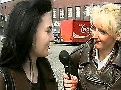 Tasty Lesbian Interview (pinch)