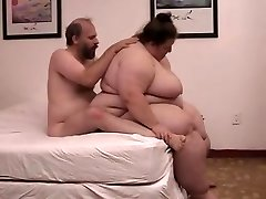 SSBBW wife sex torrid and funy