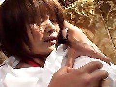 Juri Matsuzaka a hot secretary