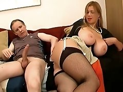 Fetish-Dressed Fuck-Bitch with Immense Boobs 2-- bbwhdmilf.com