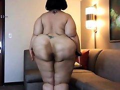 Amateur Plus-size Granny Fucked